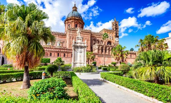 Private Churches of Palermo Walking Tour