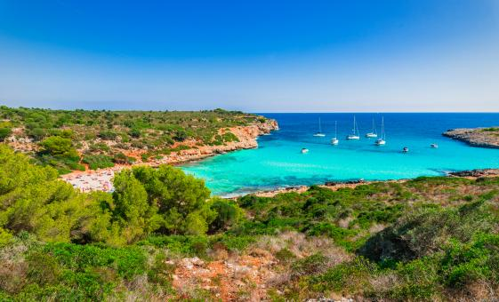 Cala Varques Forest Walk and Beach