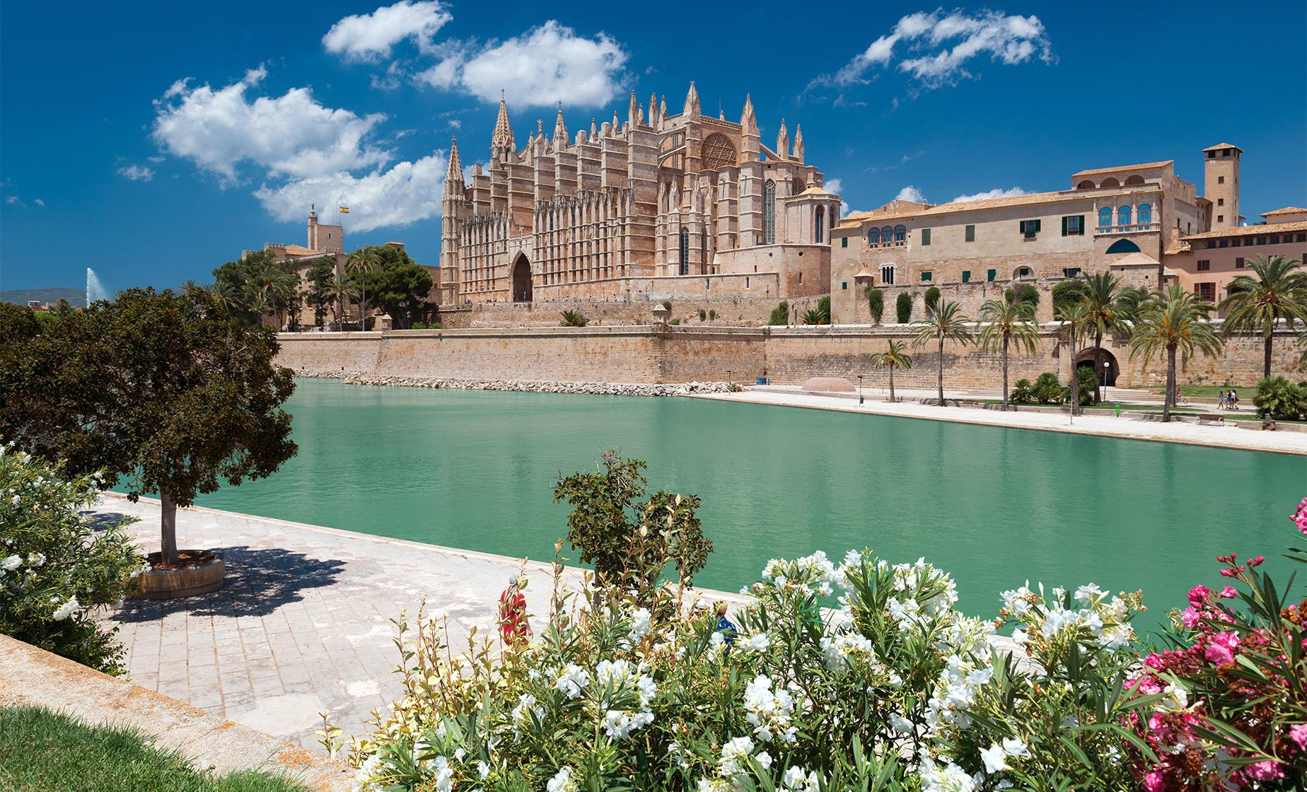 Private Discover Palma and Cathedral