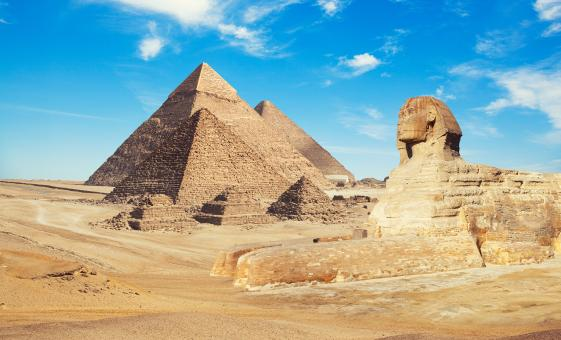 Exclusive Best of Cairo from Port Said Tour (Giza Plateau, the Sphinx)