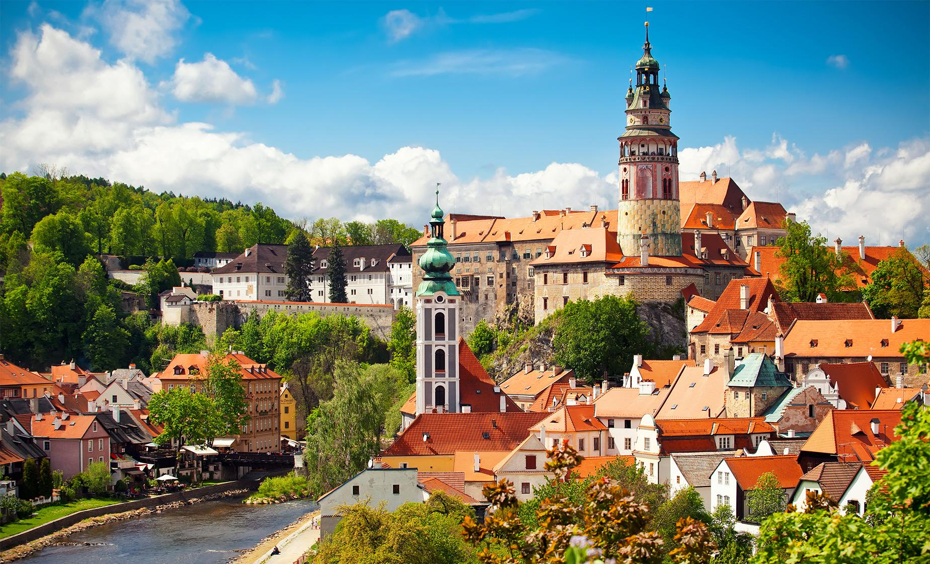 Private Tour to Cesky Krumlov from Passau - On Your Own