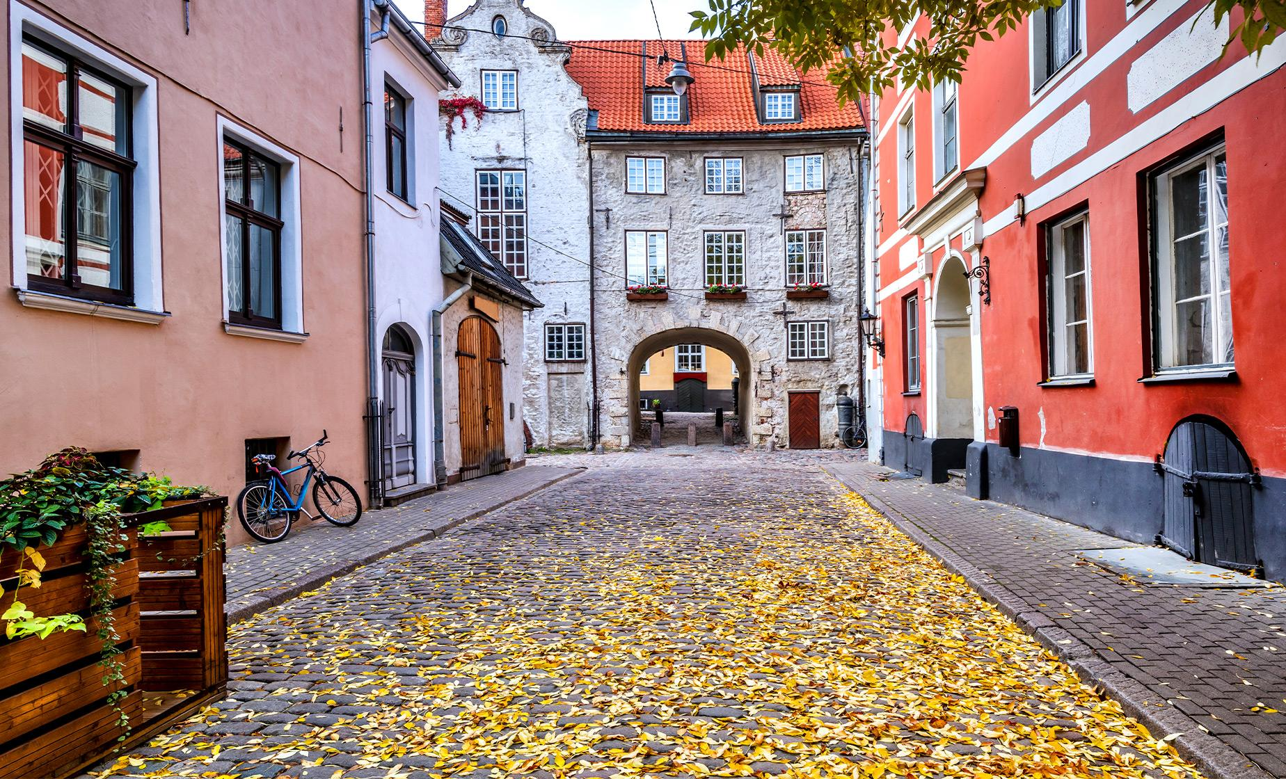 Hanseatic Riga Walking Tour