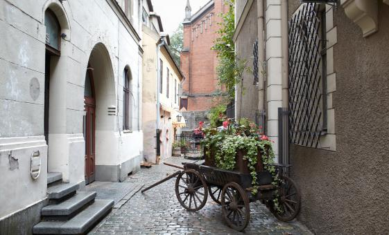 Private Medieval Riga by Foot and Boat