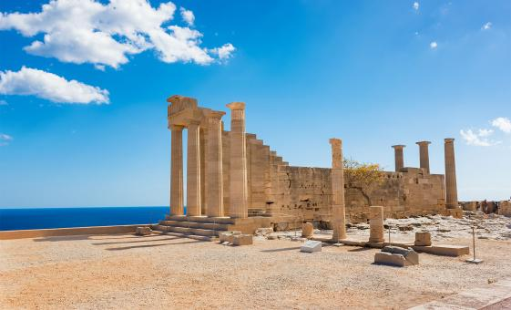 Best of Lindos and Rhodes