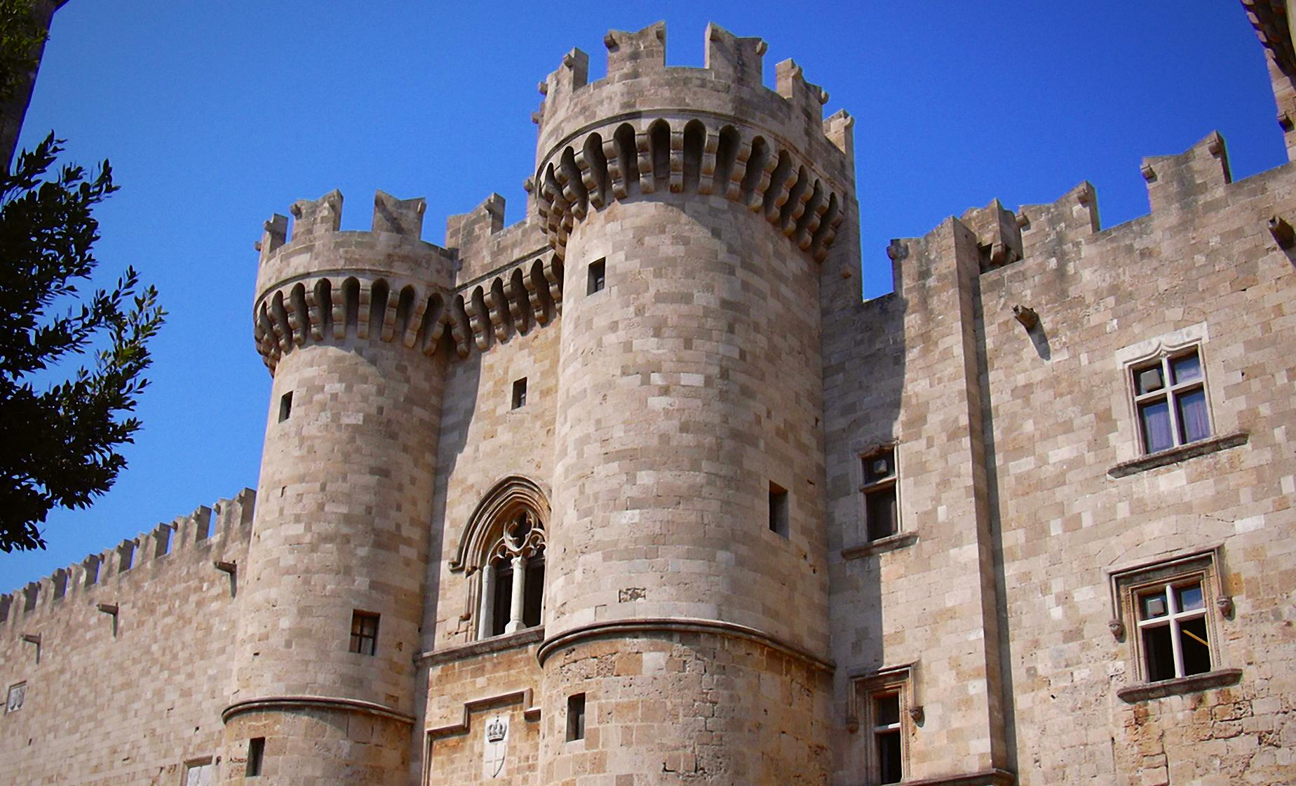 Medieval Old Town Rhodes Walking Tour