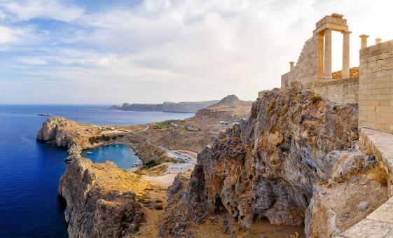 Private Lindos and Beach