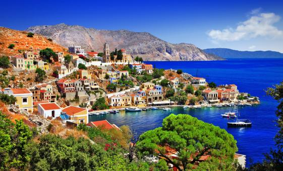 Symi Island Boat Trip and St George Bay Swim