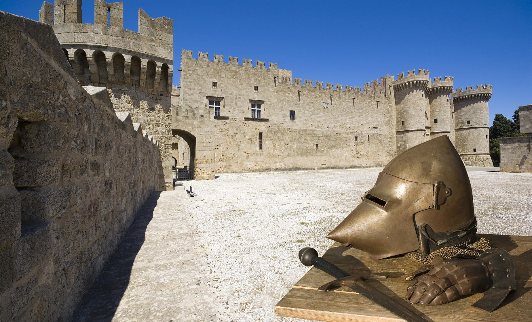 Medieval Town of Rhodes Exclusive Shore Excursion