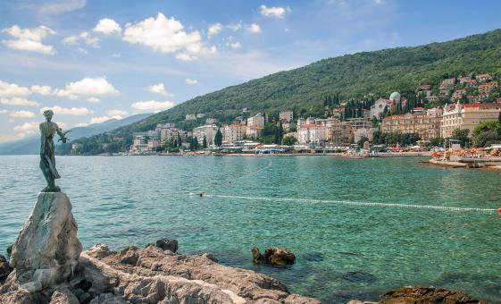 Opatija, Moscenice and Olive Oil Tasting