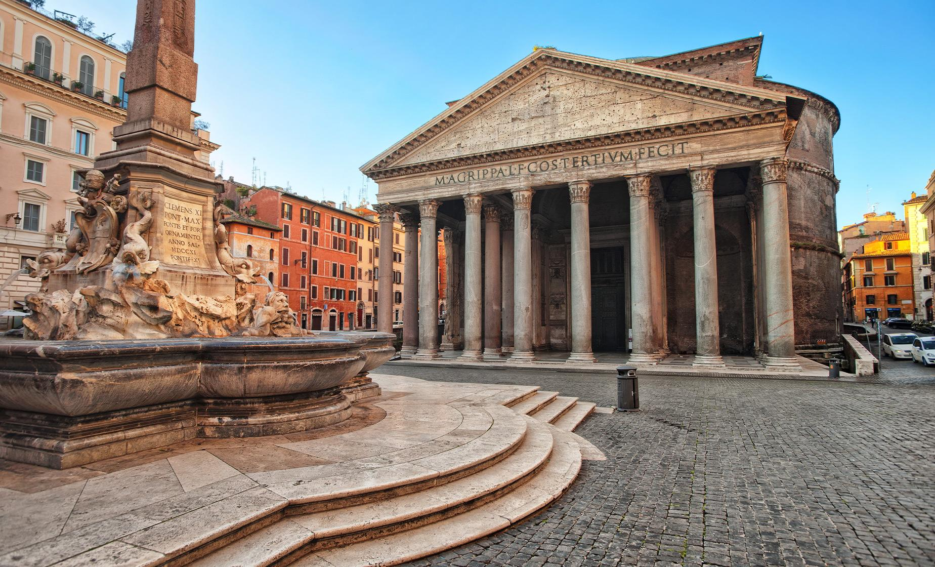 Ancient and Old Rome Exclusive Skip the Line Walking Cruise Excursion