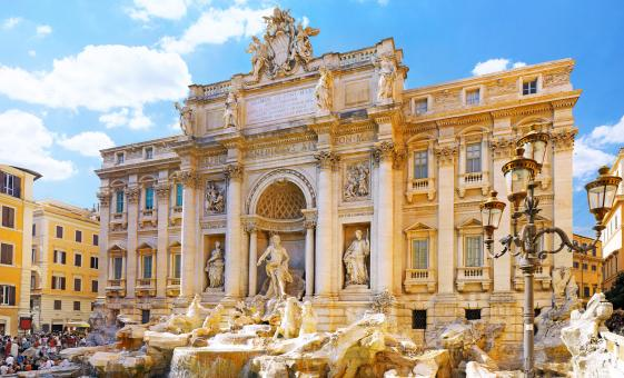 Ancient and Old Rome Walking Cruise Excursion - Skip the Line