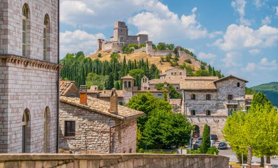 Orvieto and Assisi Day Trip from Rome through Tiber Valley