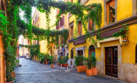 Rome Day Trip Walking Tour to Trastevere and the Jewish Ghetto