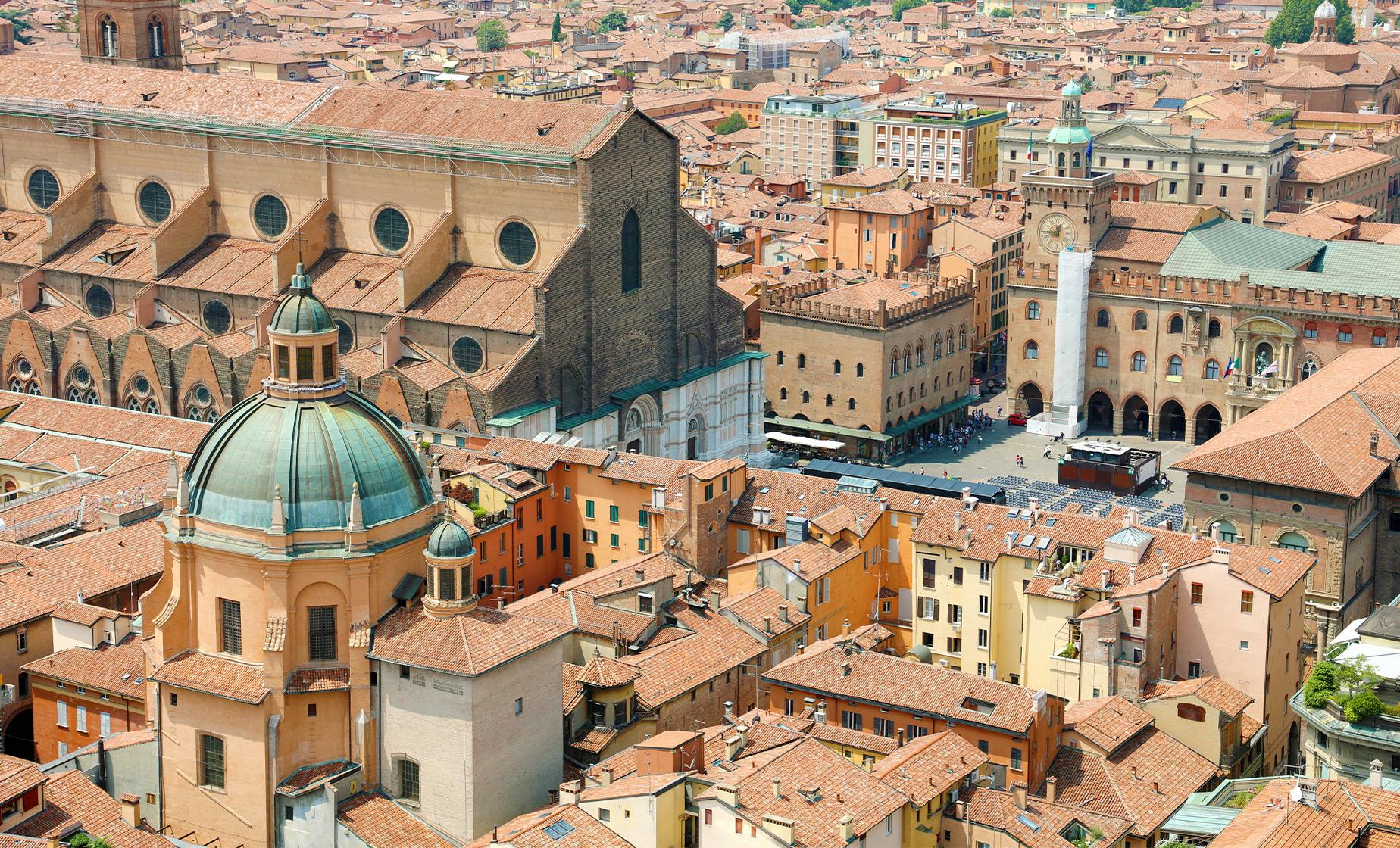 Private Discover Bologna