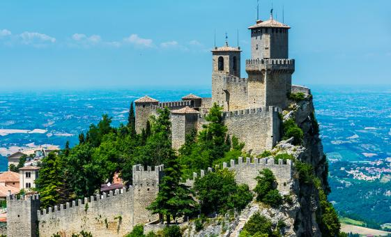 Private The Country of San Marino