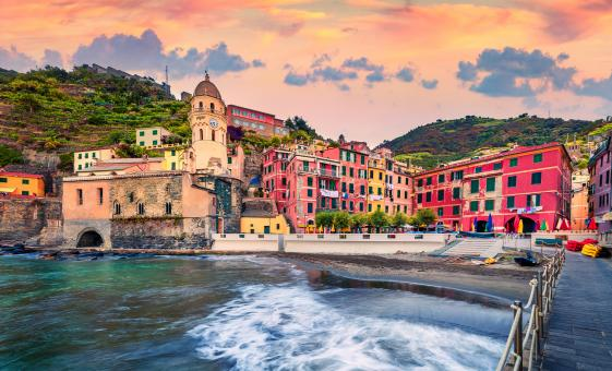 Private Portofino and S Margherita Highlights Tour Driver and Guide