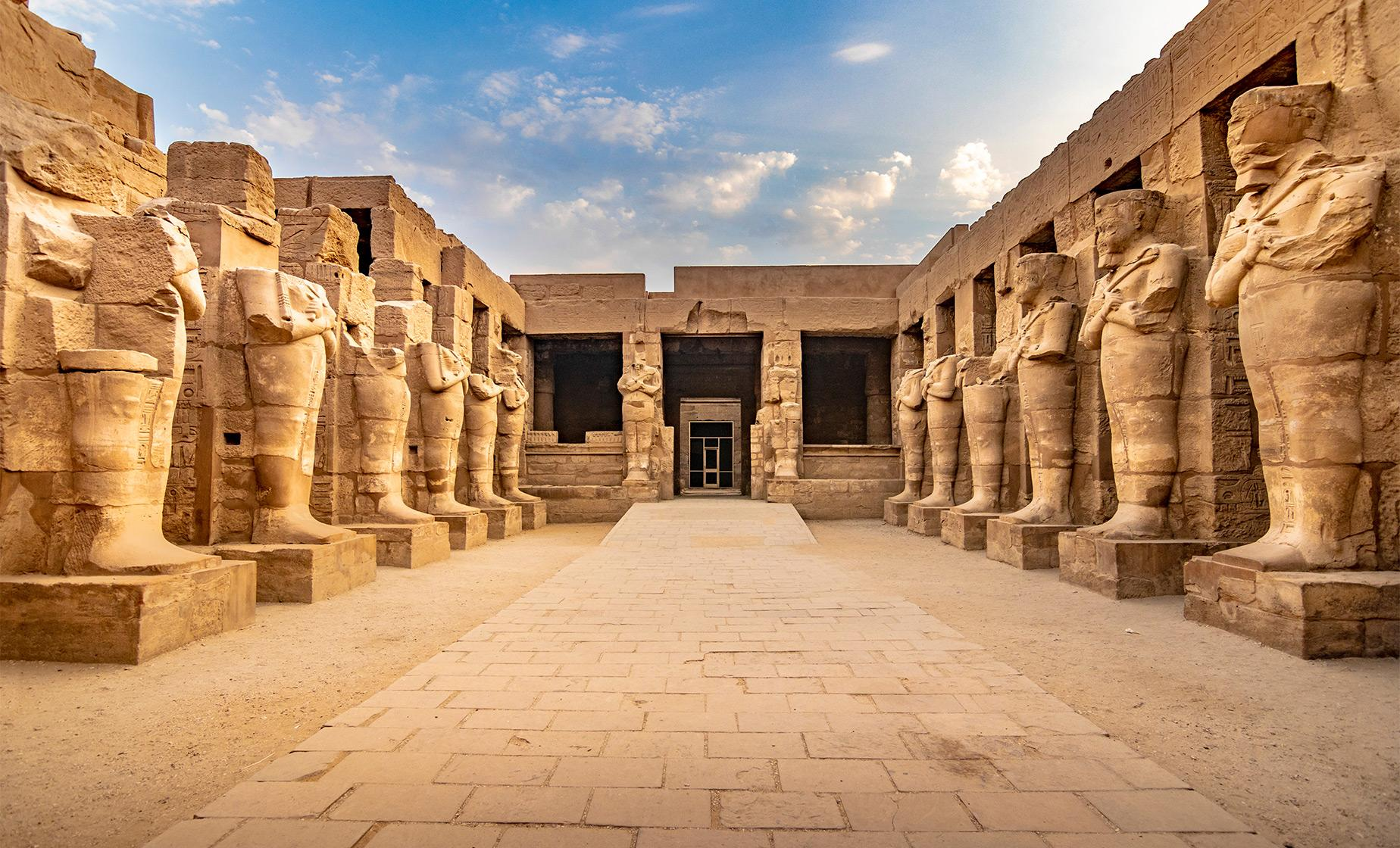 Ancient Luxor Tour