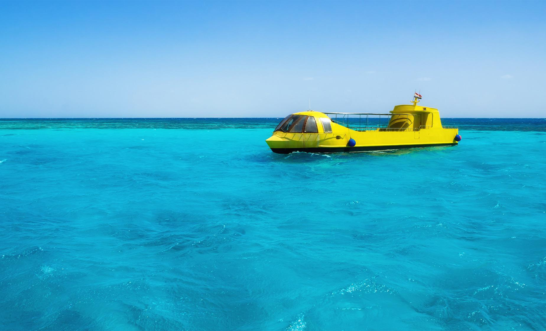 Red Sea Submarine Aventure
