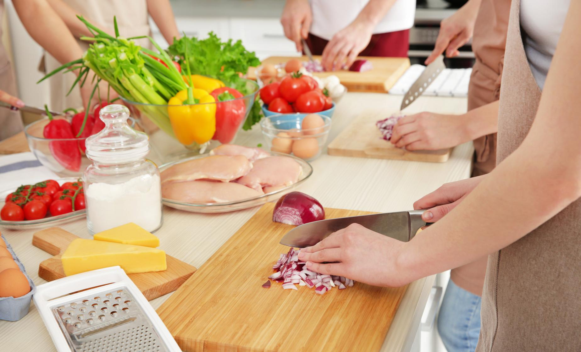 Cooking Class and Tasting Experience