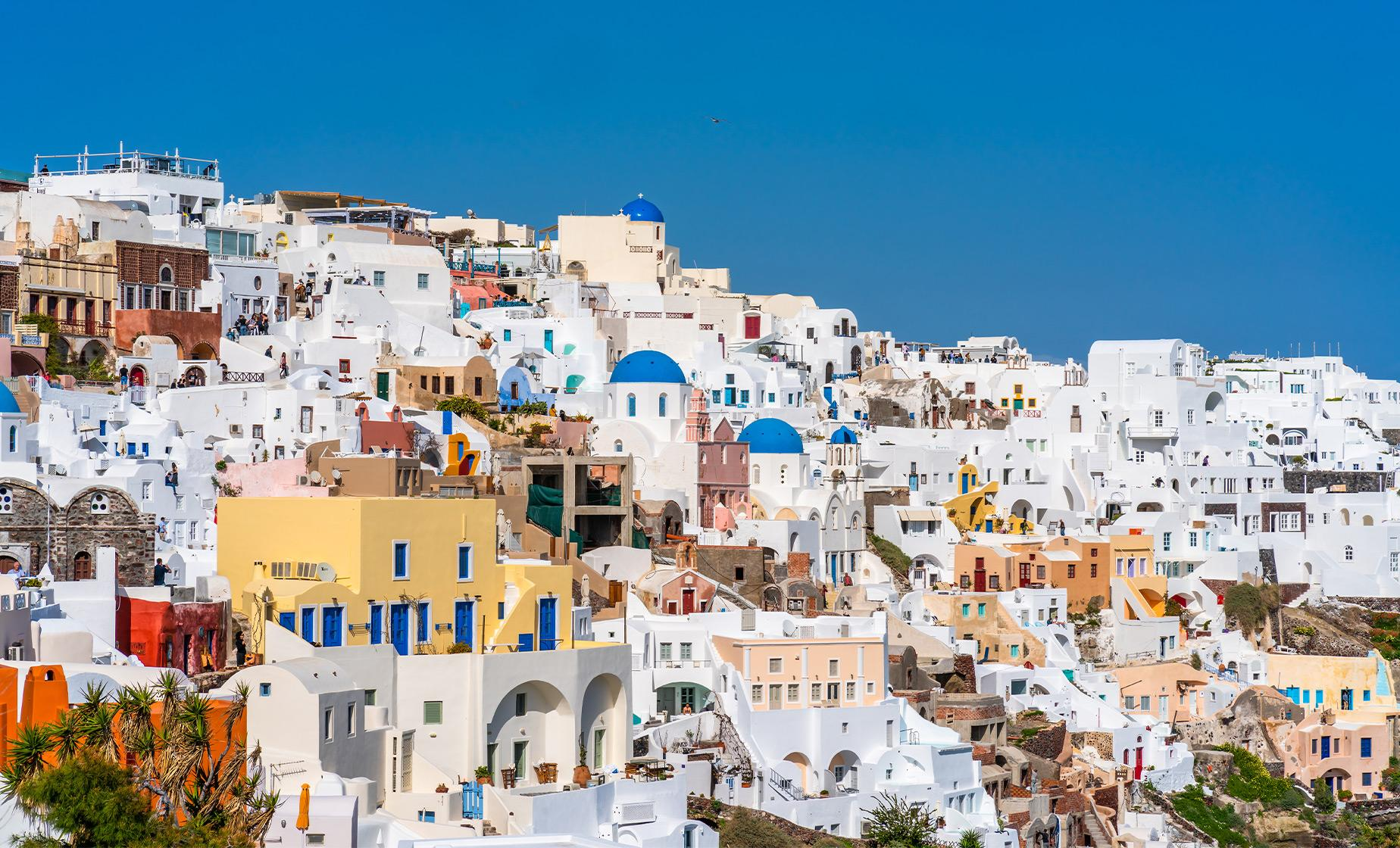 Private Santorini's Best Sights, Wine and Culinary Delights