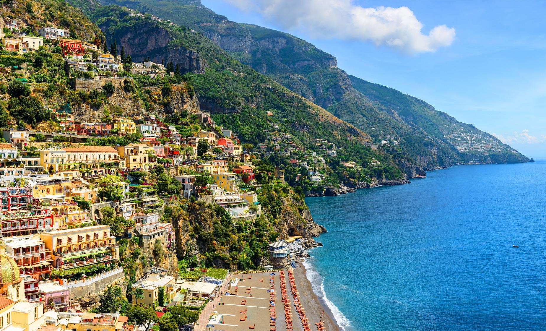 Amalfi Coast Small Group