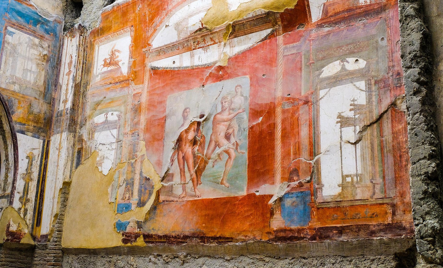 Private Pompeii & Herculaneum