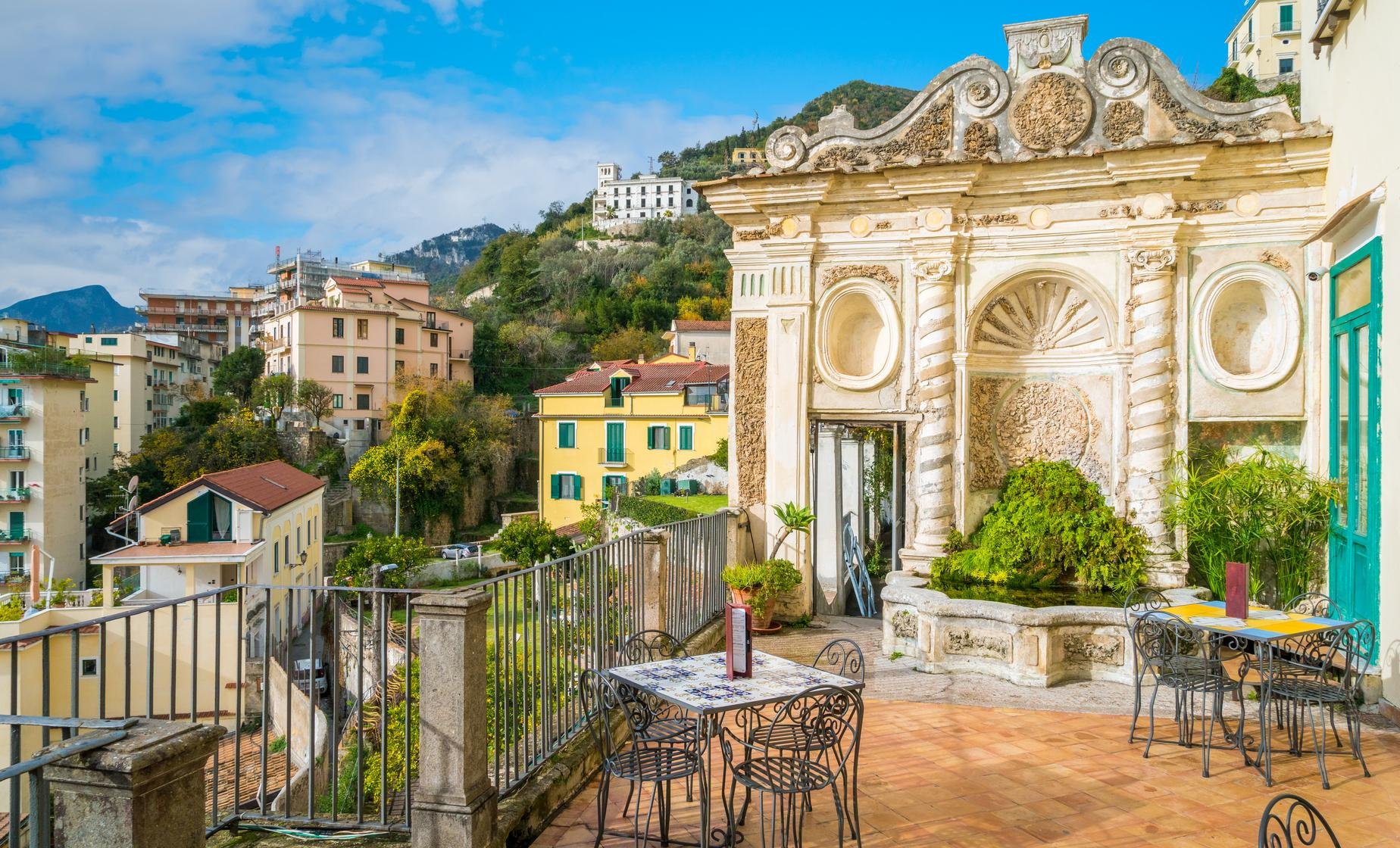 Walking Tour of Historic Salerno