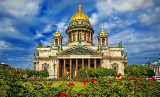 Private St. Petersburg On Your Own 2 Day (Visas Included)