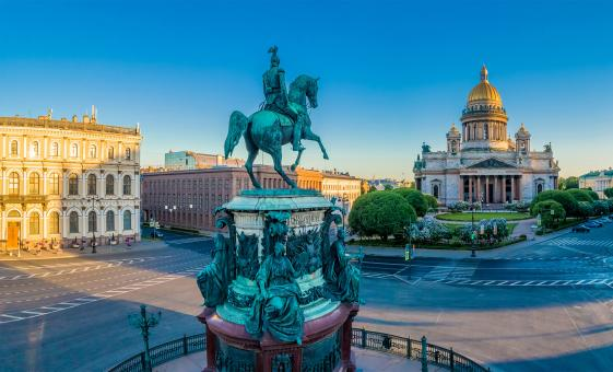 2 Half Day St Petersburg Highlights Tour