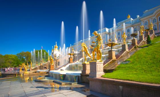 Private St. Petersburg On Your Own 3 Day (Visas Included)