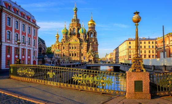 St. Petersburg Through the Eyes of Russian People Tour (Visas Included)