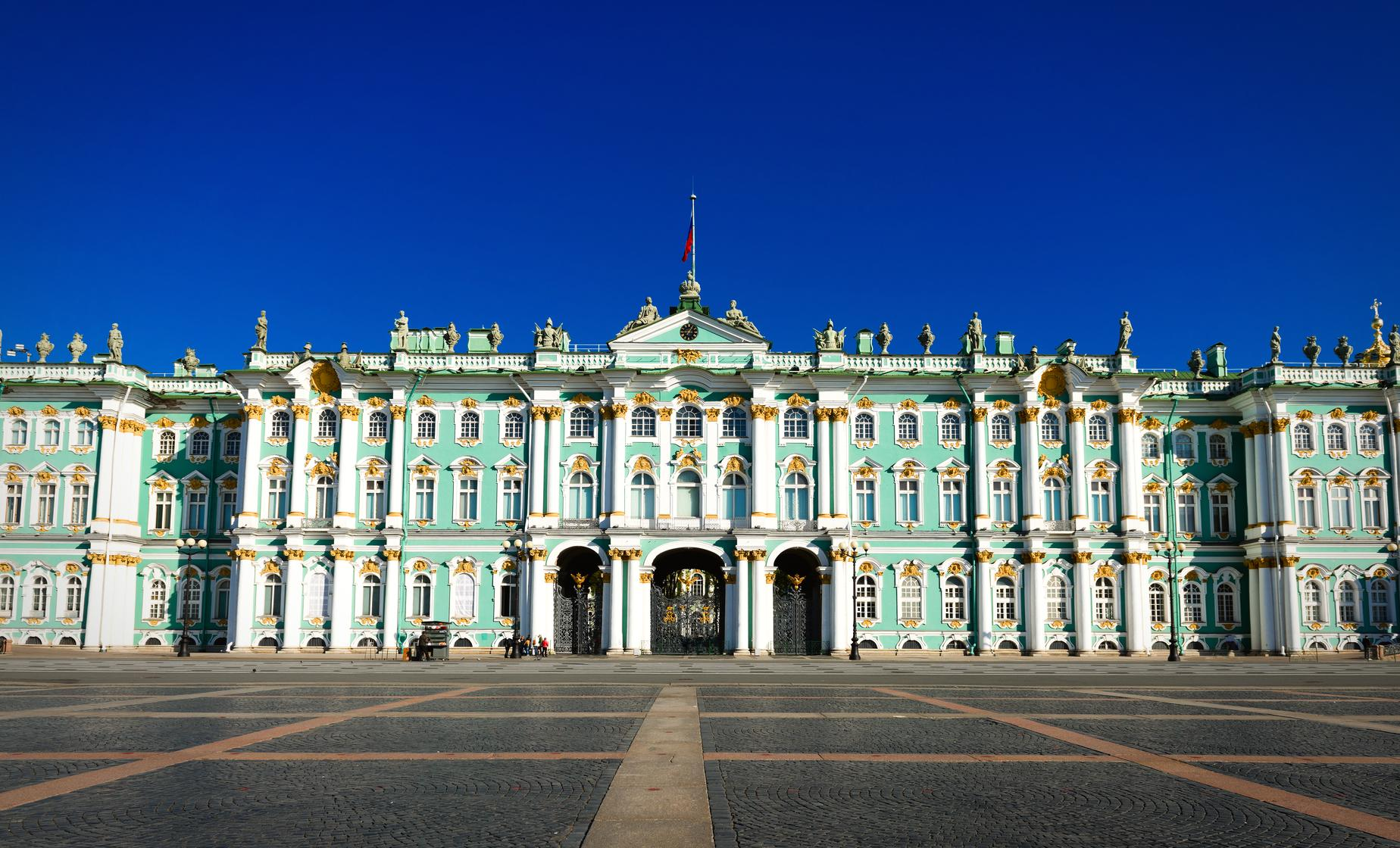 Private Hermitage Museum (Visas Included)