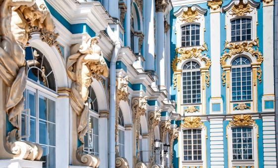 Private Imperial St. Petersburg Tour (Visas Included) (Nevsky Prospect, St. Peter and Paul Fortress)