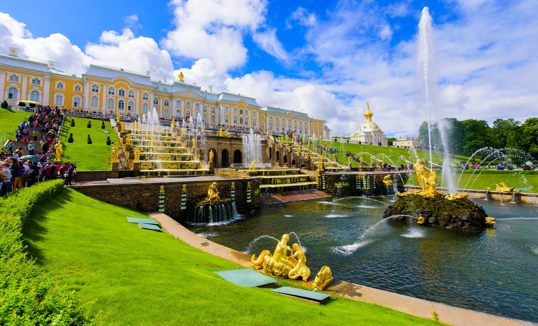 Private Best of St. Petersburg Two Day Program