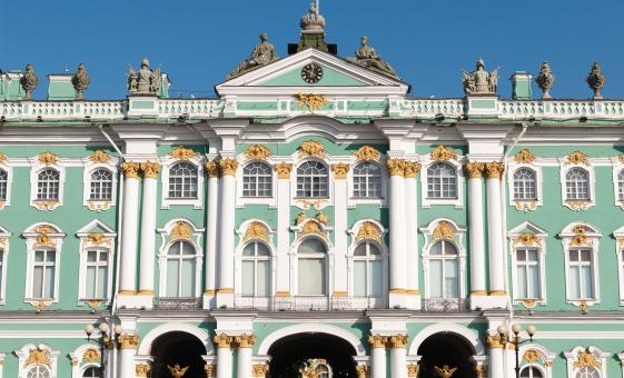 Exclusive St. Petersburg Two Day Program with Visas Tour (Catherine's Palace, Hermitage)