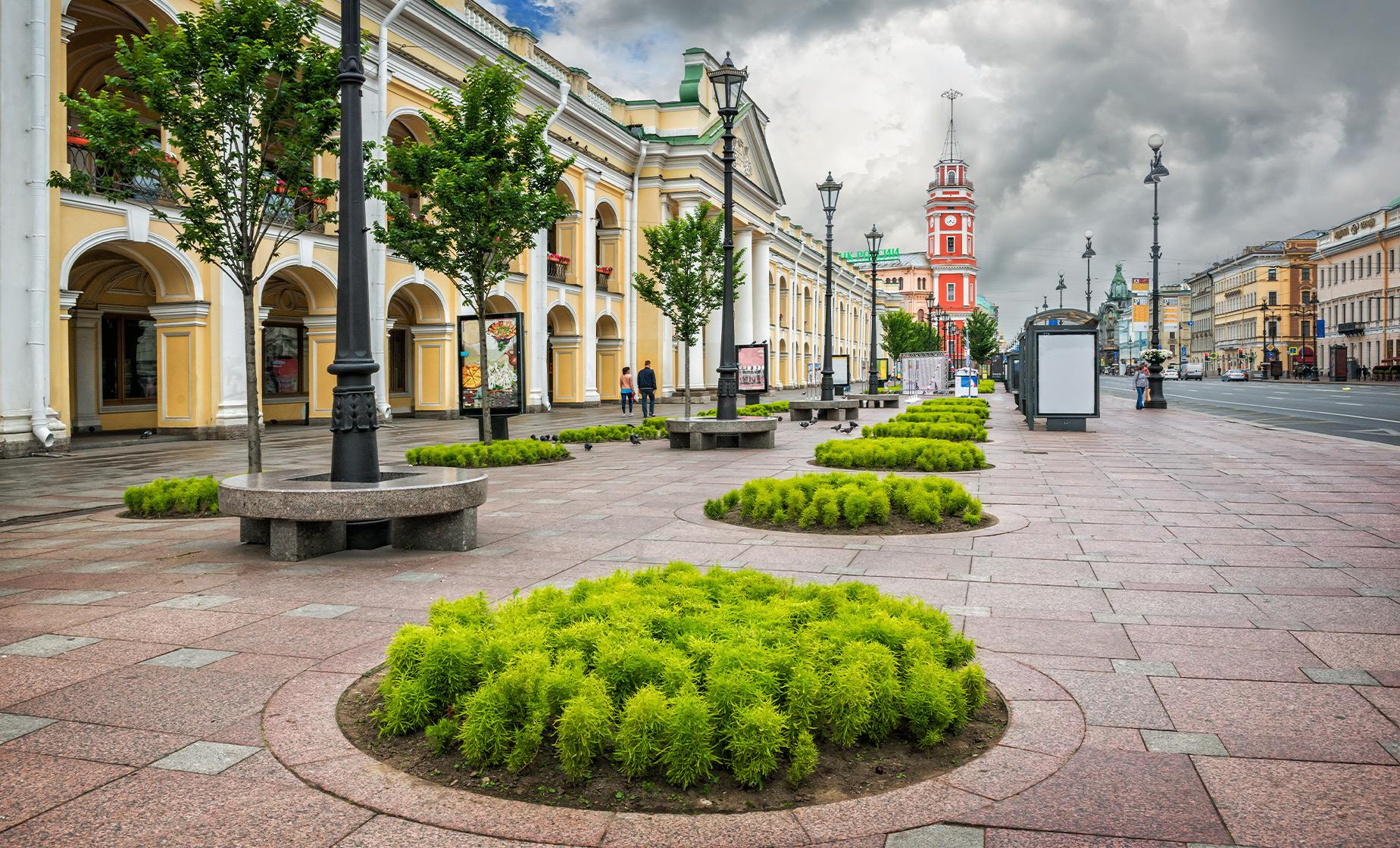 Best of St. Petersburg Tour