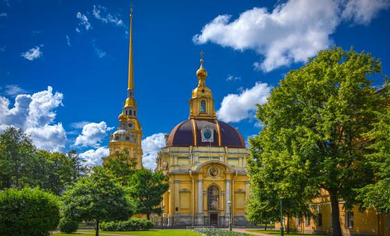The Gems of St Petersburg Small Group Tour (Visa Included)