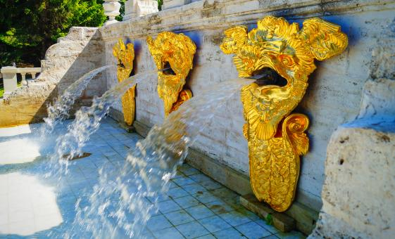 Peterhof Gardens by Hydrofoil (Visas Included)