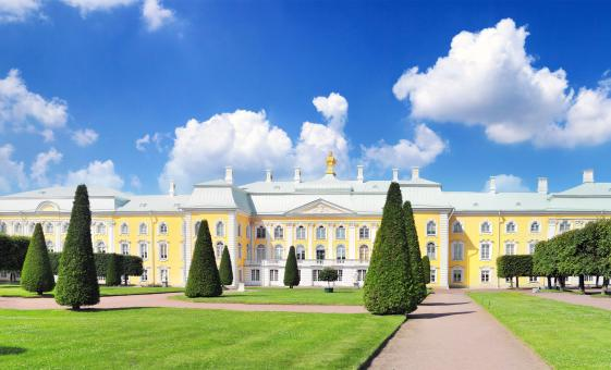 Private Peterhof Park Experience (Wheelchair Accessible Tour)