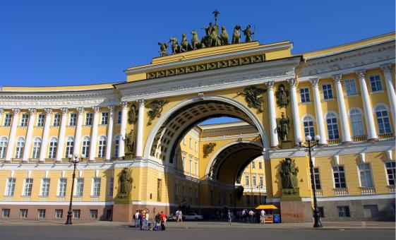 Private 3-Day St. Petersburg with Free Time (Visas Included)