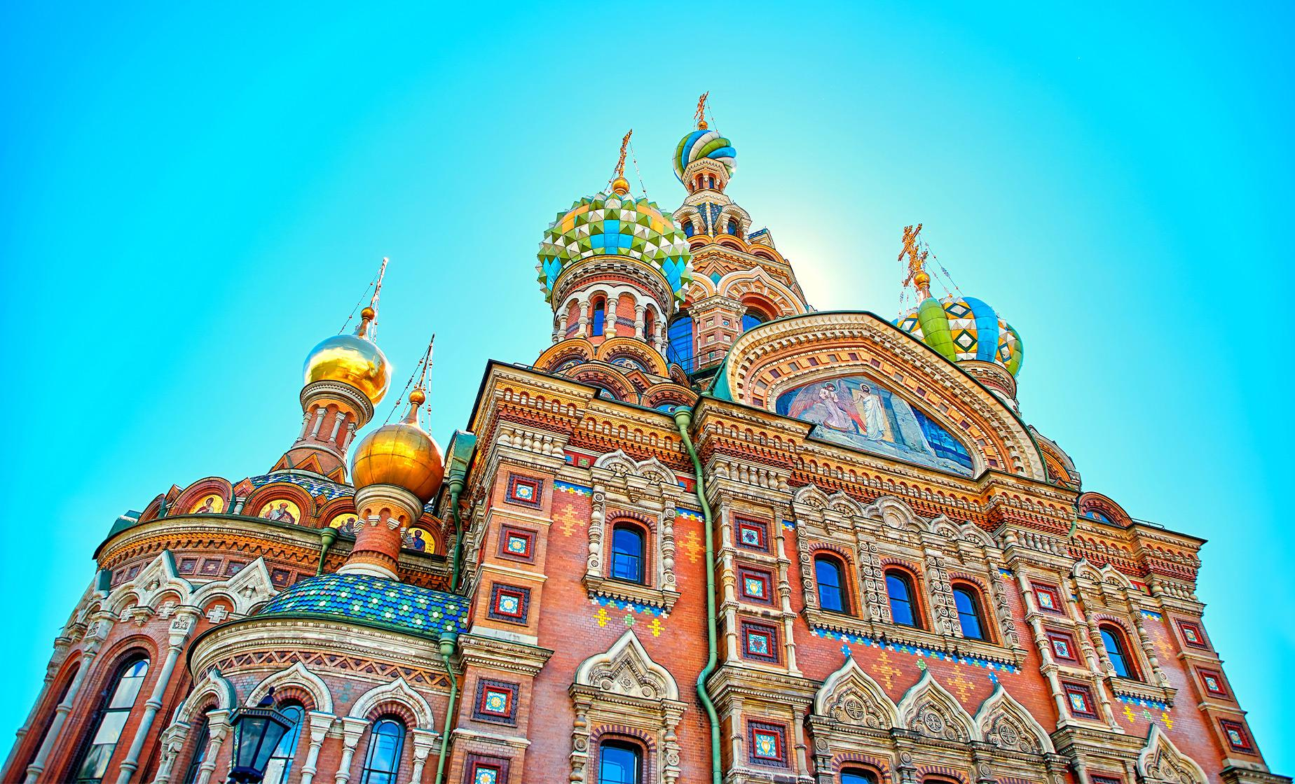 1 Day Imperial Saint Petersburg Highlights Tour (Visas Included)