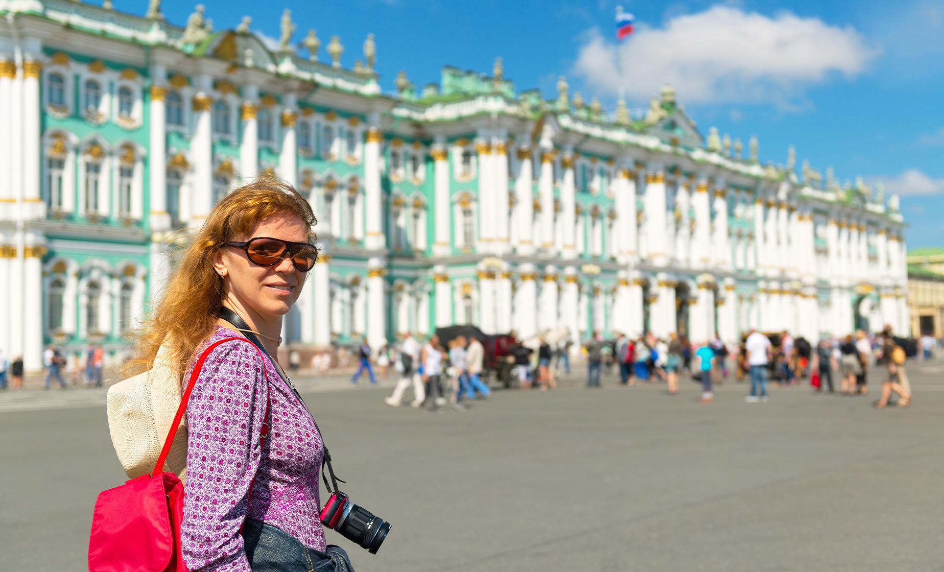 Walking Tour of St. Petersburg (Visas Included)
