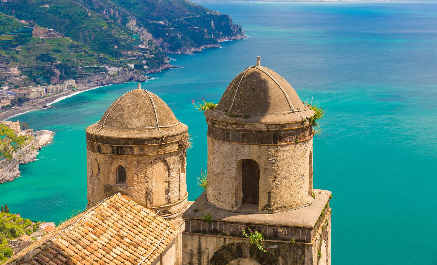 Private Splendors of the Amalfi Coast Tour from Sorrento