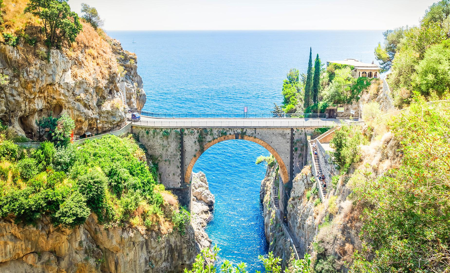 Private Amalfi Drive and Pompeii Tour from Sorrento (Piazza del Duomo, Cathedral of St. Andrew)