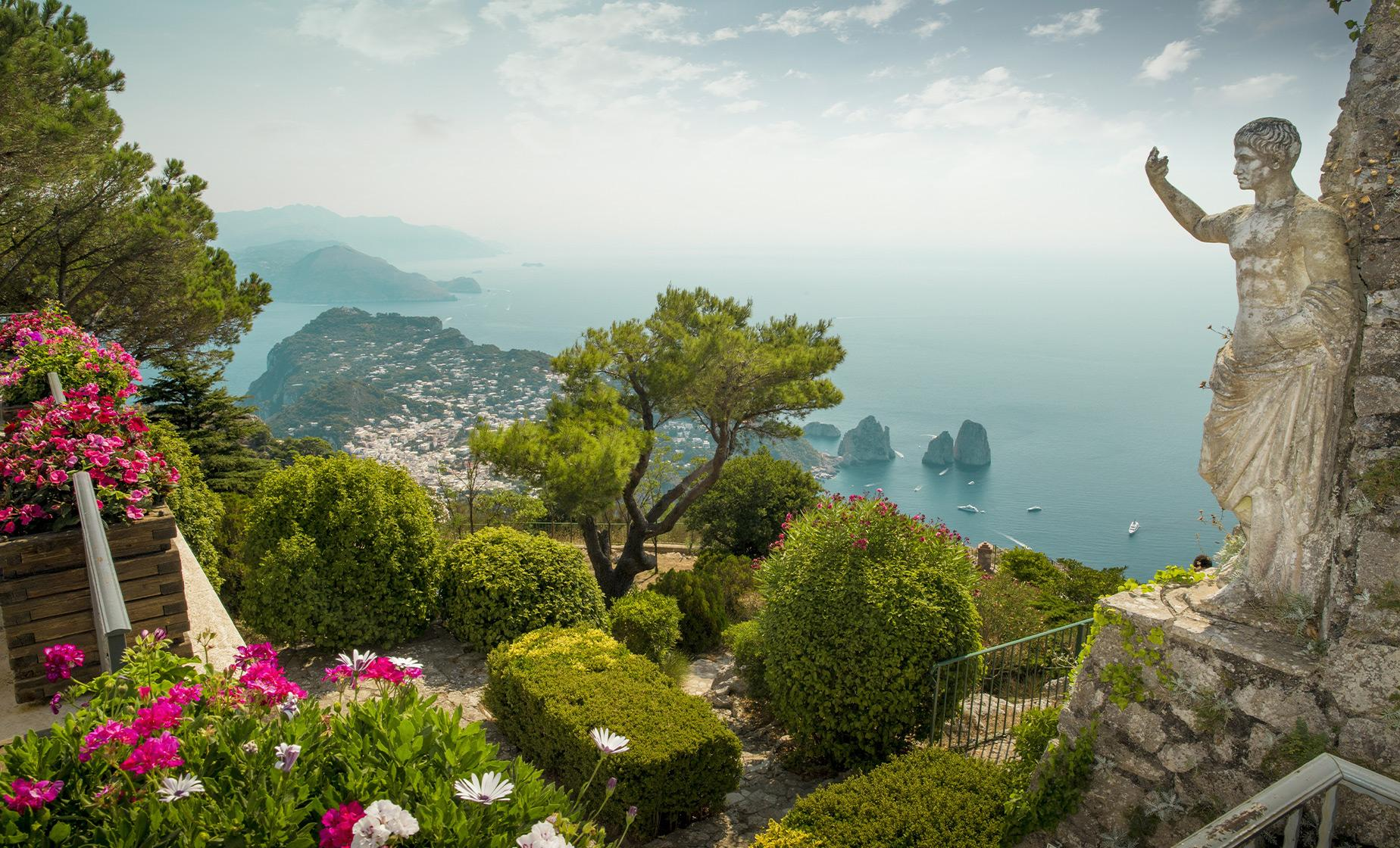 Private Island of Capri and Anacapri Tour from Sorrento (Gulf of Naples, Marina Grande Harbor)