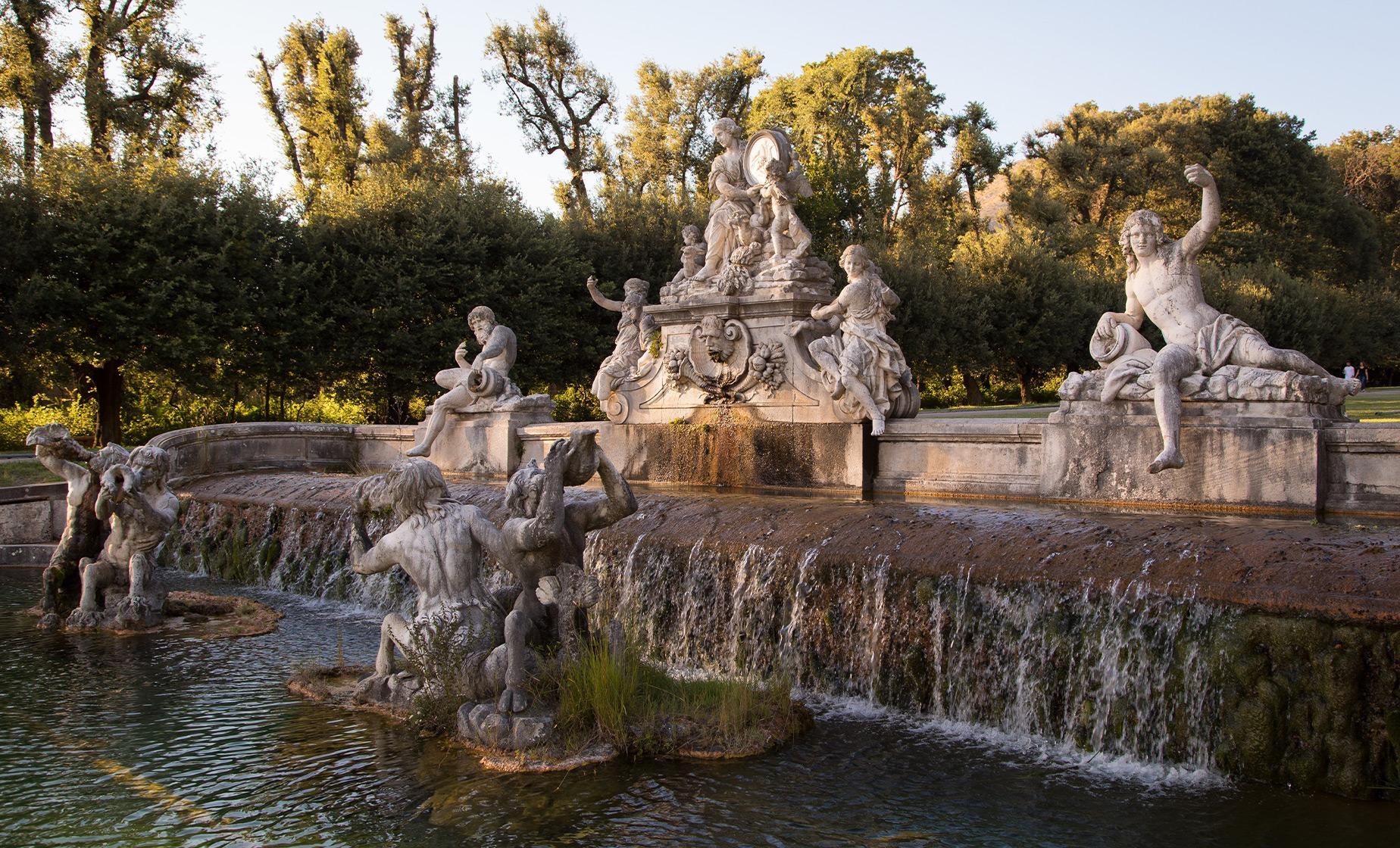 Private World Heritage Royal Palace of Caserta Tour in Sorrento (Campania)