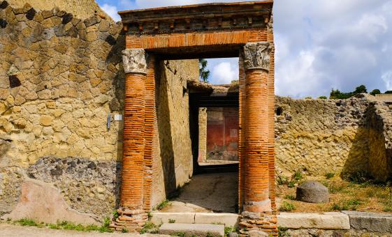 Private Fascinating Herculaneum and Pompeii Tour from Sorrento (Bay of Naples)