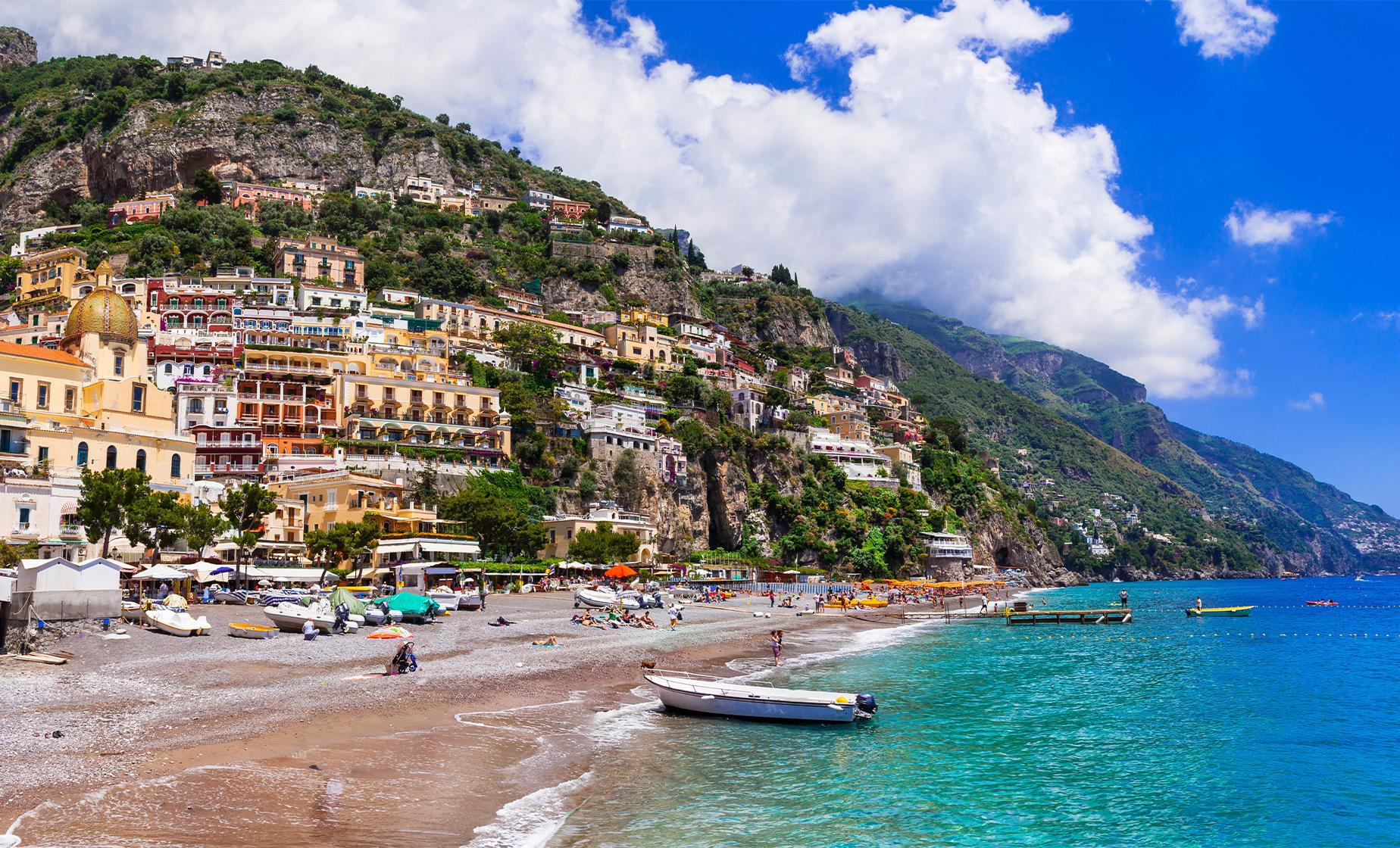 Discover Positano and Amalfi by Boat