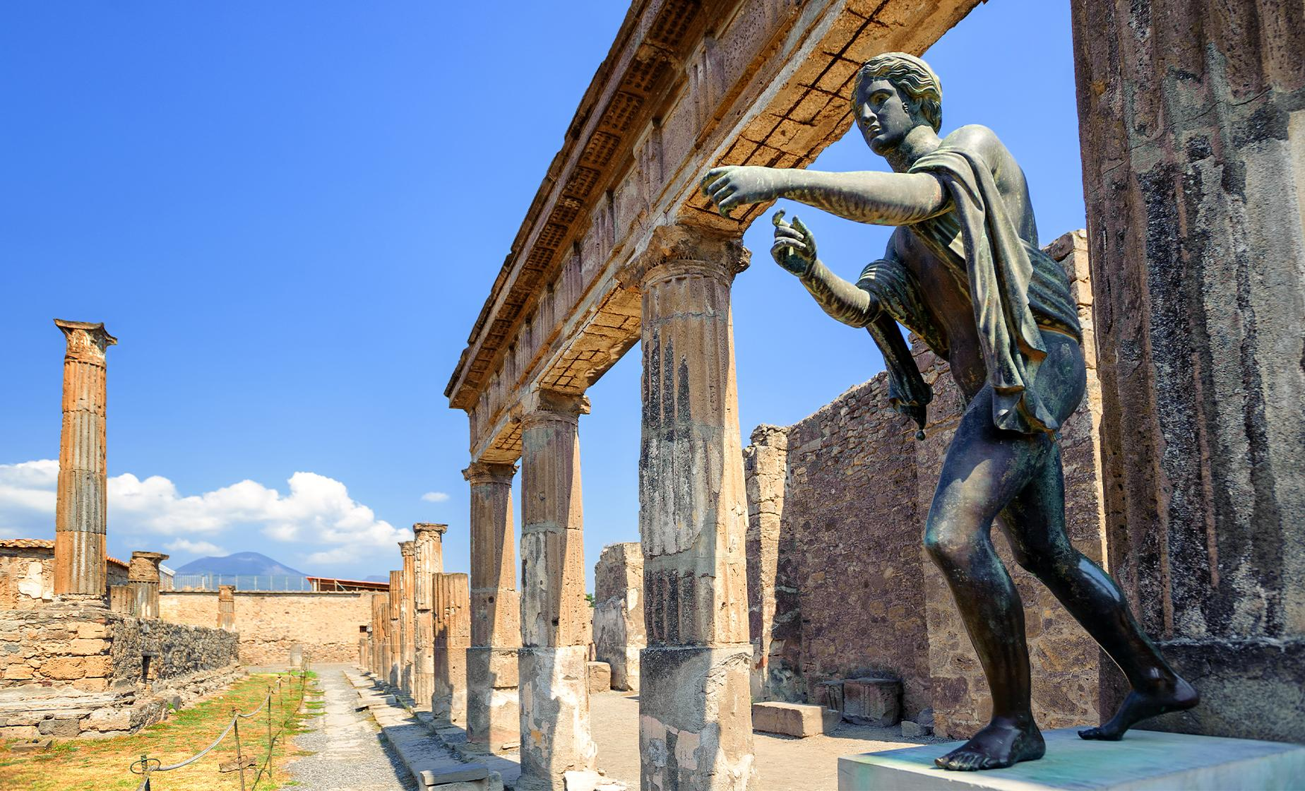 Private Driver Tour Of Pompeii Amp Naples Italy