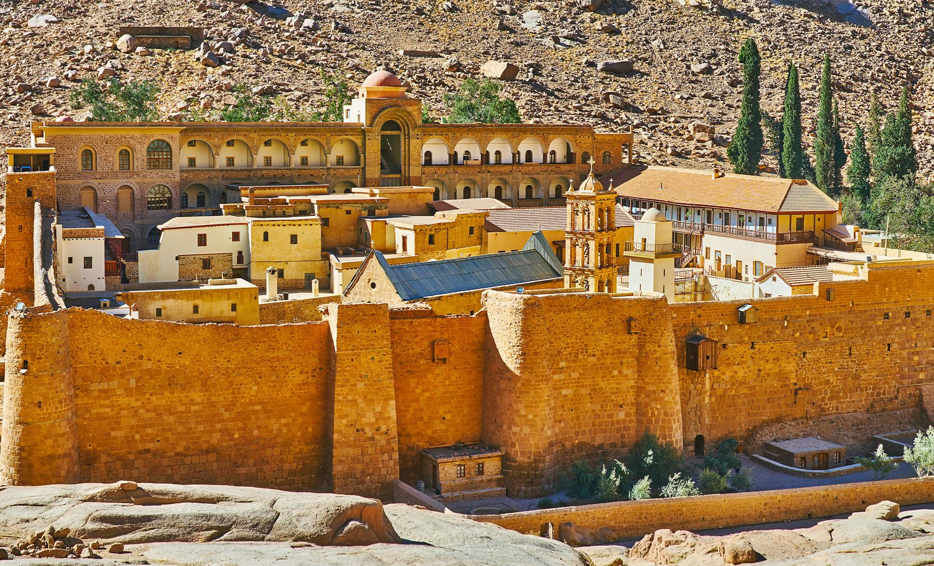 Private Journey to St. Catherine Monastery